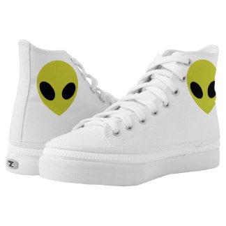 Alien Kicks High Tops