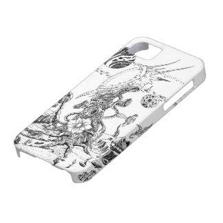 Alien Landscape Exclusive iPhone 5 Covers