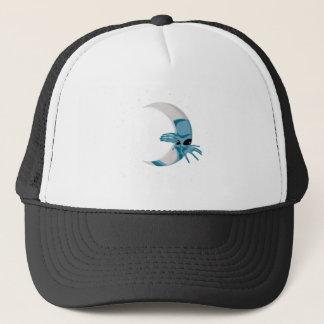 Alien-life Trucker Hat