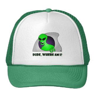 ALIEN LOST-6 HATS