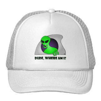 ALIEN LOST-6 MESH HAT