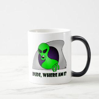ALIEN LOST-6 COFFEE MUGS