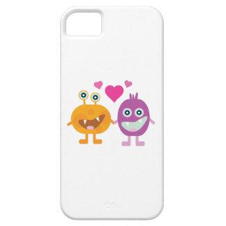 Alien love iPhone 5 case