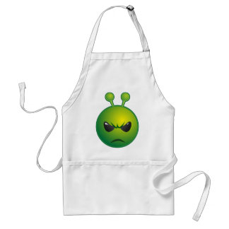 alien mad standard apron
