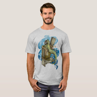 Alien merman T-Shirt