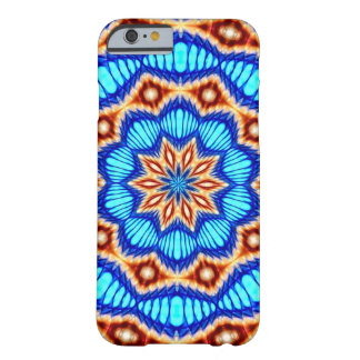 Alien Message Abstract Fractal Barely There iPhone 6 Case