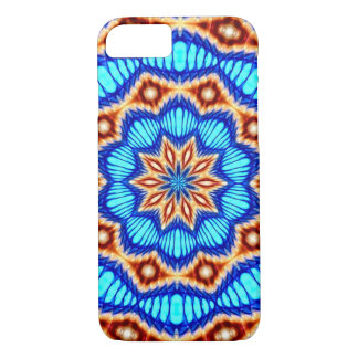 Alien Message Abstract Fractal iPhone 7 Case