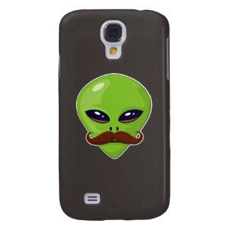 Alien Mustache Galaxy S4 Covers