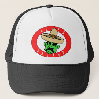 Alien Nation Trucker Hat