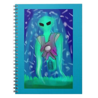 Alien Notebook