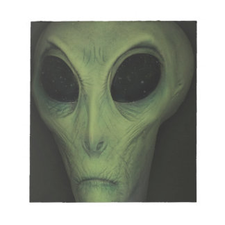 Alien Notepad