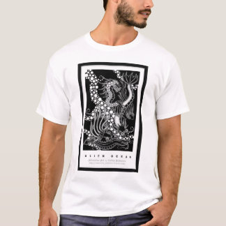 Alien Ocean by Cathy Buburuz T-Shirt