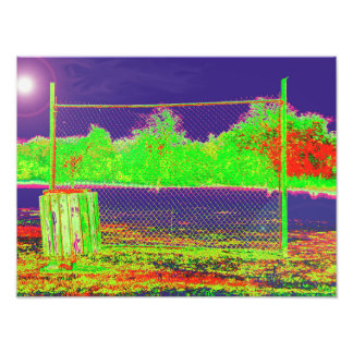 Alien Park Photo Print Art