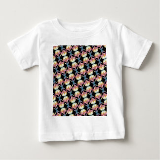 Alien Pattern Baby T-Shirt