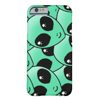 Alien Pattern Barely There iPhone 6 Case