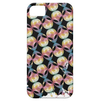 Alien Pattern iPhone 5 Cases
