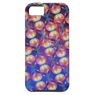 Alien Pattern iPhone 5 Cover