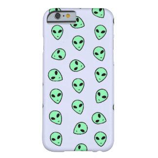 Alien Pattern iPhone 6 Case