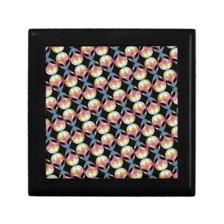 Alien Pattern Small Square Gift Box