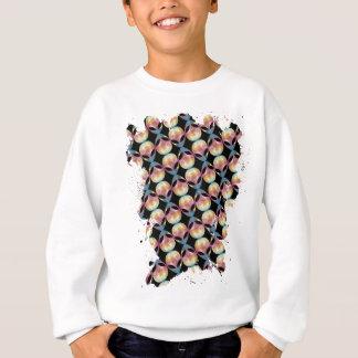 Alien Pattern Sweatshirt