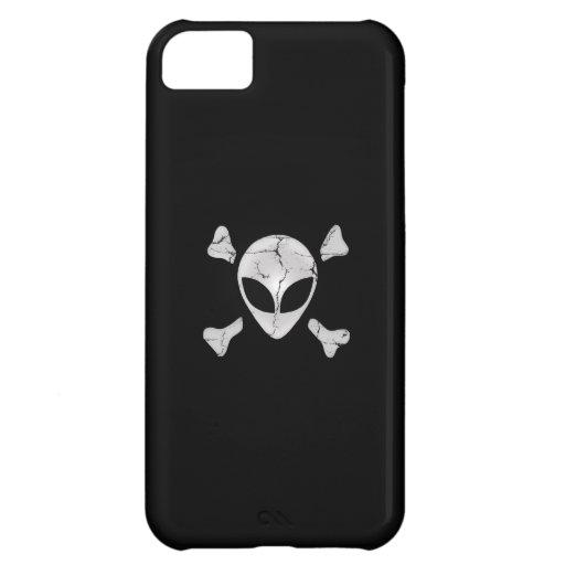 Alien Pirate iPhone 5C Case