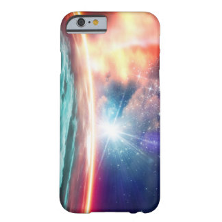 Alien planet, computer artwork. barely there iPhone 6 case