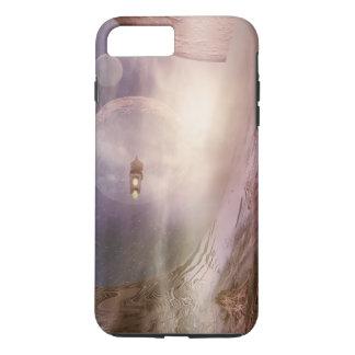 Alien planet iphone case