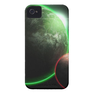 Alien planet's iPhone 4 cover
