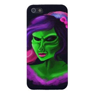 Alien Princess Phone Case iPhone 5 Case