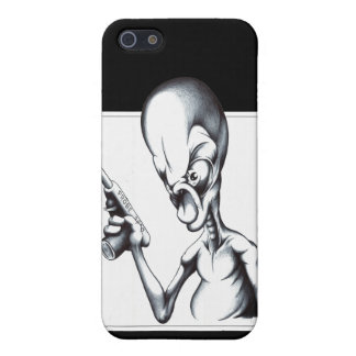 Alien Probe Cover For iPhone 5