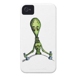 Alien Ride iPhone 4 Case-Mate Case