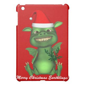 Alien Santa Creatures  iPad Mini Cases