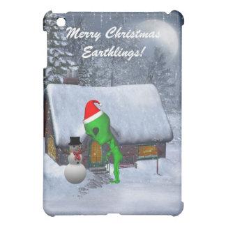 Alien Santa Creatures  iPad Mini Case