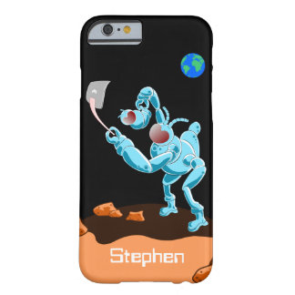 Alien Selfie Barely There iPhone 6 Case