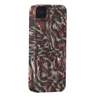 Alien Skin #2c iPhone 4 Case