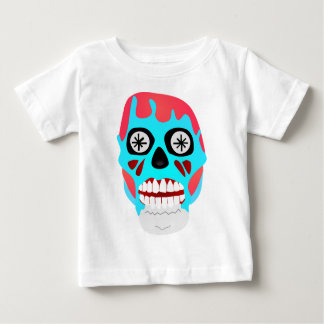 Alien Skull Baby T-Shirt