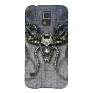 Alien Skull Galaxy S5 Cover