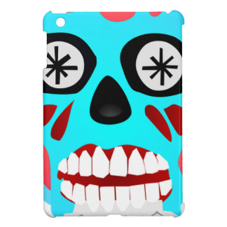 Alien Skull iPad Mini Cover