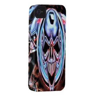 Alien Skull iPhone 4/4s Mate ID Case iPhone 4 Covers