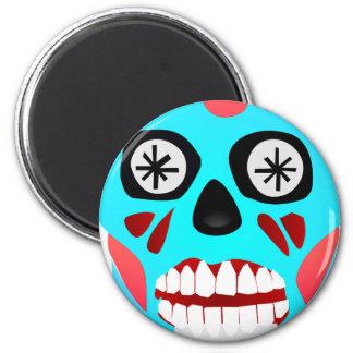 Alien Skull Magnet