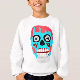 Alien Skull Sweatshirt