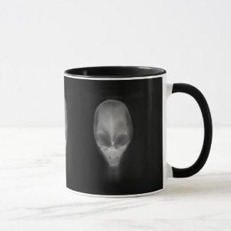 Alien Skull X-ray Mug