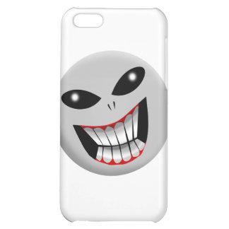 Alien Smile iPhone 5C Cases