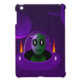 Alien space iPad mini cases