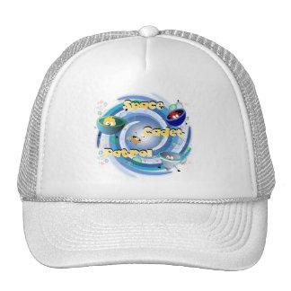 Alien Space Patrol Trucker Hats