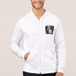 alien space team hoodie. hoodie