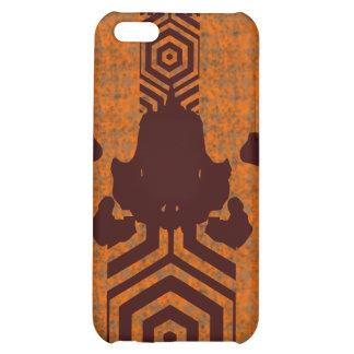 Alien Splat Case Cover For iPhone 5C