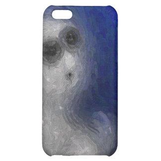 Alien Spook iPhone 5C Cover