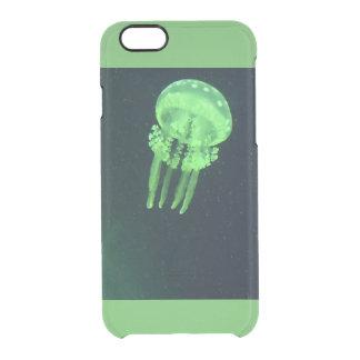 Alien Squishy Clear iPhone 6/6S Case