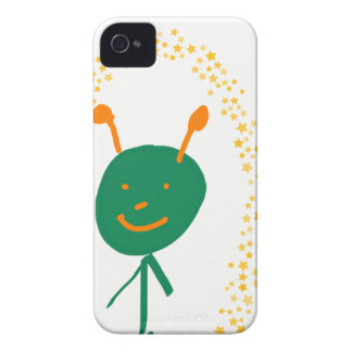 Alien stars iPhone 4 cover